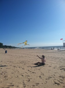 Melissa and the Kite